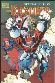 Excalibur: Air Apparent 1991 #1