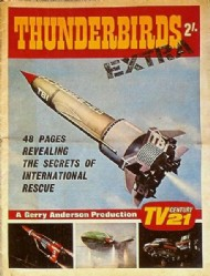 TV Century 21 Thunderbirds Extra 1966 #1966