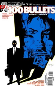 100 Bullets/Crime Line Sampler 2009 #1
