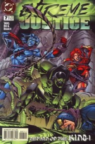 Extreme Justice 1995 - 1996 #7