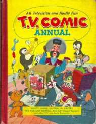 TV Comic Annual 1954 - 1985 #1956