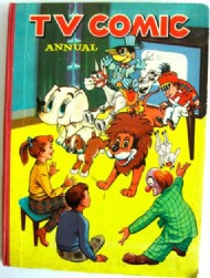 TV Comic Annual 1954 - 1985 #1959