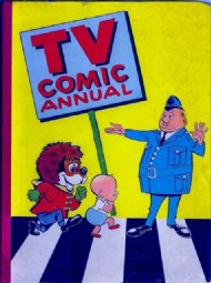 TV Comic Annual 1954 - 1985 #1960