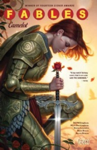 Fables: Camelot 2014