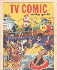 TV Comic Summer / Holiday Special 1962 - 1986 #1966