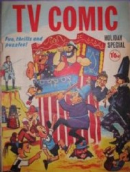 TV Comic Summer / Holiday Special 1962 - 1986 #1967