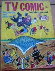TV Comic Summer / Holiday Special 1962 - 1986 #1968