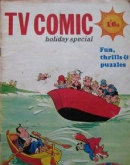 TV Comic Summer / Holiday Special 1962 - 1986 #1969