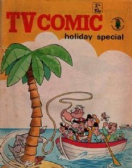 TV Comic Summer / Holiday Special 1962 - 1986 #1970