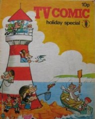 TV Comic Summer / Holiday Special 1962 - 1986 #1971