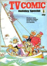 TV Comic Summer / Holiday Special 1962 - 1986 #1972