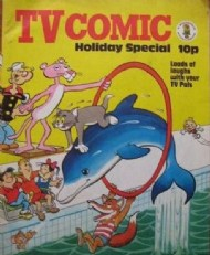 TV Comic Summer / Holiday Special 1962 - 1986 #1973