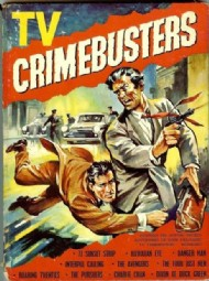 TV Crimebusters  #1963
