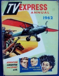 TV Express Annual 1961 - 1962 #1962
