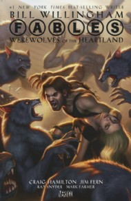 Fables: Werewolves of the Heartland 2012