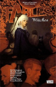 Fables: Witches 2010 #0