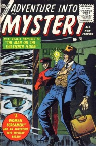 Adventure Into Mystery 1956 - 1957 #2