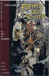 Fafhrd & the Grey Mouser 1990 - 1991 #1