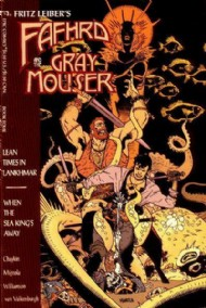 Fafhrd & the Grey Mouser 1990 - 1991 #4