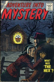 Adventure Into Mystery 1956 - 1957 #4