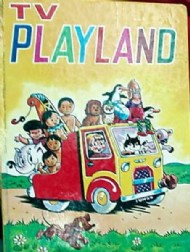 TV Playland Annual  #1966