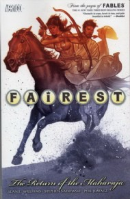 Fairest: the Return of the Maharaja 2014 #0