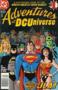Adventures in the DC Universe 1997 - 1998 #1