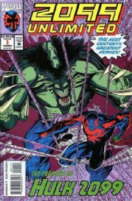 2099 Unlimited 1993 - 1995 #1