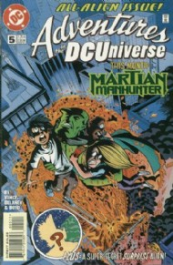 Adventures in the DC Universe 1997 - 1998 #5