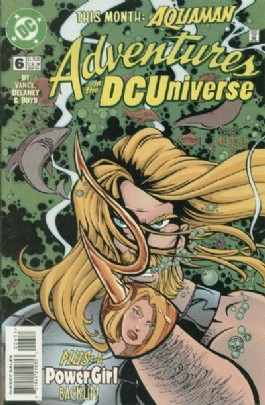 Adventures in the DC Universe #6