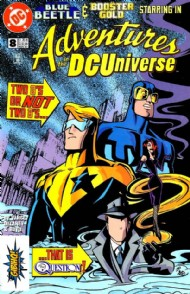 Adventures in the DC Universe 1997 - 1998 #8