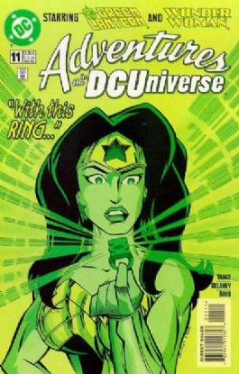 Adventures in the DC Universe #11