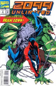 2099 Unlimited 1993 - 1995 #2