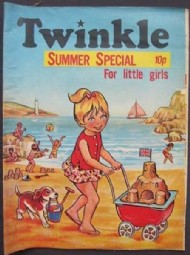 Twinkle Summer Special 1970 - 1985 #1972