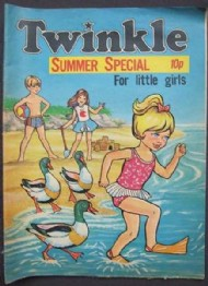 Twinkle Summer Special 1970 - 1985 #1973