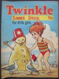 Twinkle Summer Special 1970 - 1985 #1975