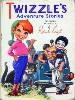 Twizzle Adventure Stories #1959