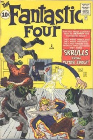 Fantastic Four (1st Series) 1961 - 2012 #2
