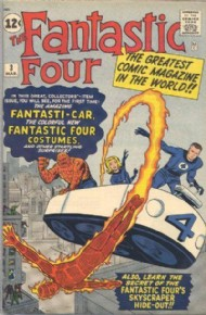 Fantastic Four (1st Series) 1961 - 2012 #3