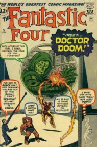 Fantastic Four (1st Series) 1961 - 2012 #5