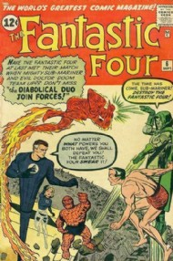 Fantastic Four (1st Series) 1961 - 2012 #6