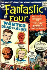 Fantastic Four (1st Series) 1961 - 2012 #7