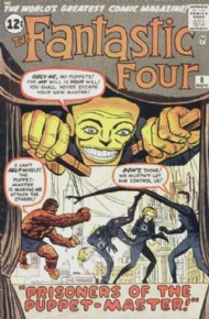 Fantastic Four (1st Series) 1961 - 2012 #8