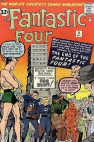 Fantastic Four (1st Series) 1961 - 2012 #9