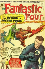 Fantastic Four (1st Series) 1961 - 2012 #10