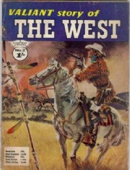 Valiant Story of the West 1966 #2