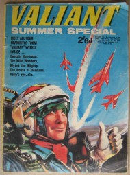 Valiant Summer / Holiday Special 1966 - 1980 #1967