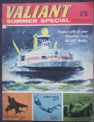 Valiant Summer / Holiday Special 1966 - 1980 #1968