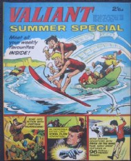 Valiant Summer / Holiday Special 1966 - 1980 #1969
