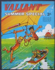 Valiant Summer / Holiday Special 1966 - 1980 #1970